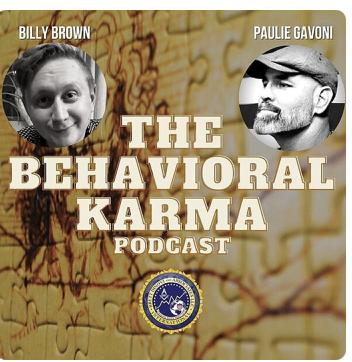 Dr. Schlinger on the Behavioral Karma Podcast